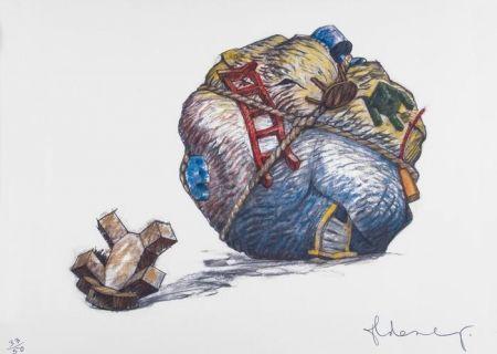 多数の Oldenburg - House Ball with Fallen Toy Bear