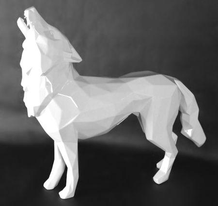 技術的なありません Orlinsky - Howling Wolf (white)