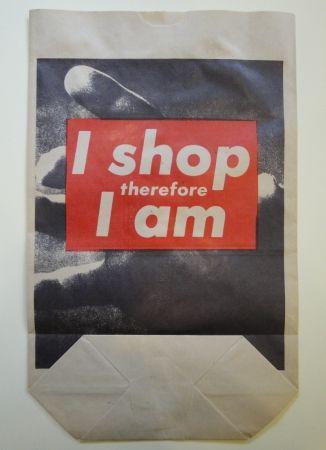 技術的なありません Kruger - I shop therefore I am
