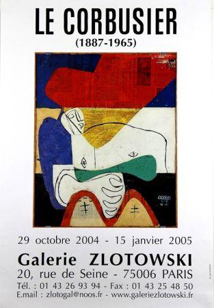 オフセット Le Corbusier - Icone Galerie Zlotowki