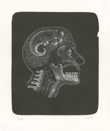 リトグラフ Ott - Idee (Idée)