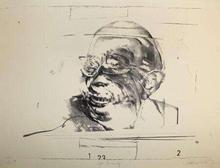 リトグラフ Rickert - Igor Strawinsky