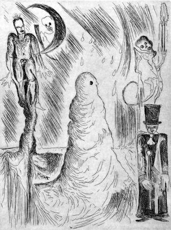 エッチング Haz - Il fantoccio di neve
