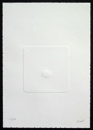 Relief Simeti - Il silenzio dello spazio
