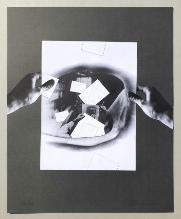 リトグラフ Paolini - Immacolata concezione