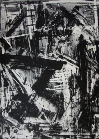 リトグラフ Vedova - Immanente 2