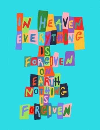 技術的なありません Boel - In Heaven Everything is Forgiven…On Earth Nothing is Forgiven