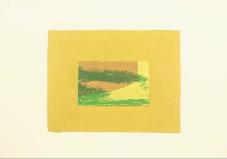 シルクスクリーン Hodgkin - Indian Views – Plate F