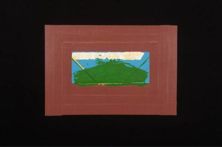 シルクスクリーン Hodgkin - Indian Views Suite – Plate G