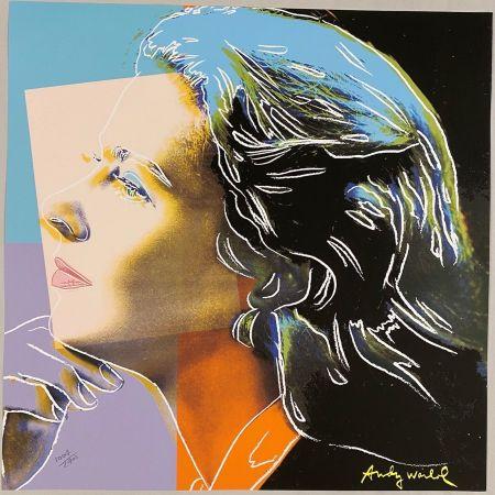 オフセット Warhol - Ingrid Bergman