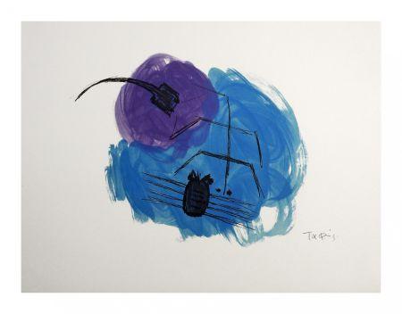 リトグラフ Takis - Insectes