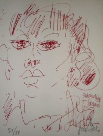リトグラフ Paul  - Jacqueline Danan