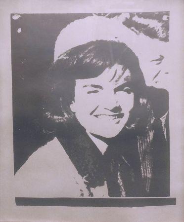 シルクスクリーン Warhol - Jacqueline Kennedy I Fs Ii.13