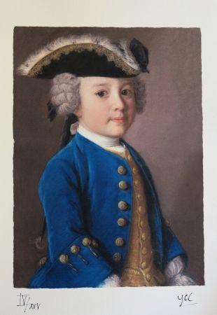 デジタル版画 Liotard - Jacques de Chapeaurouge - 1752