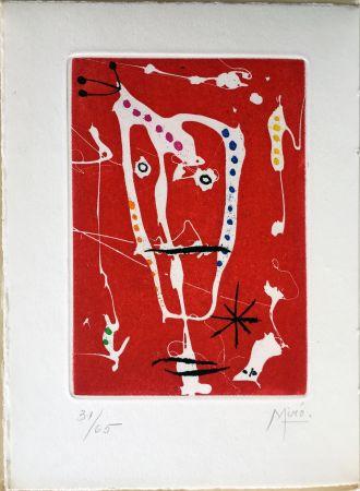 挿絵入り本 Miró - Jacques Dupin : LES BRISANTS (1958).