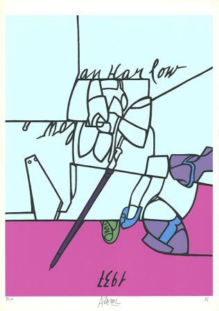 リトグラフ Adami - Jan Harlow