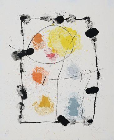 リトグラフ Miró - Je Travaille Comme Un Jardinier (I Work Like A Gardener), 1963