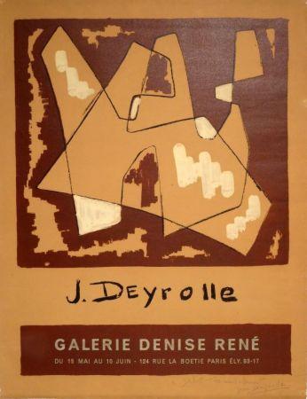 掲示 Deyrolle - Jean Deyrolle