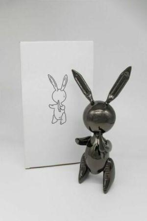技術的なありません Koons - Jeff Koons (After) - Balloon Rabbit Black
