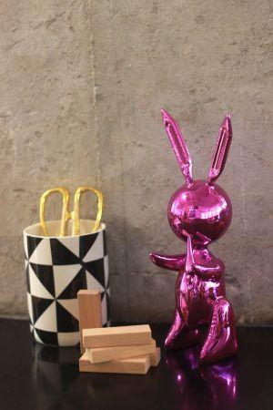 技術的なありません Koons - Jeff Koons (After) - Balloon Rabbit PINK
