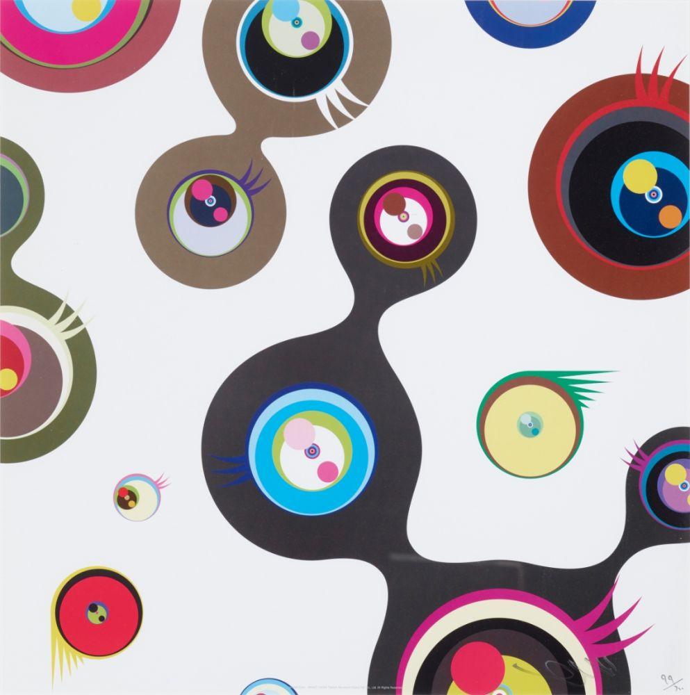 オフセット Murakami - Jellyfish Eyes