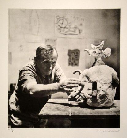 写真 Scheidegger - Joan Miro