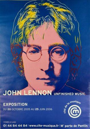 オフセット Warhol - John Lennon  Unfinisched Music
