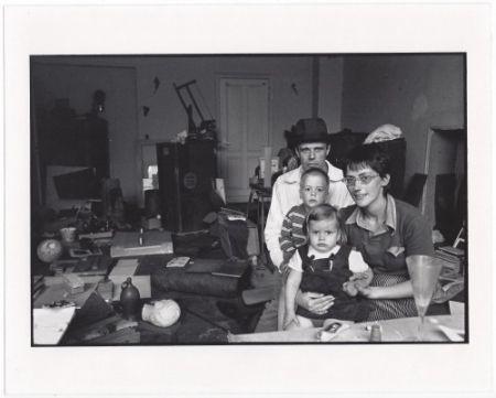 多数の Freed  - Joseph Beuys and his Family in his Home in Oberkassel