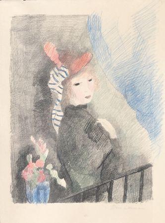 リトグラフ Laurencin - Juliette