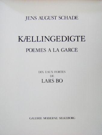 エッチング Bo - Kaellingedigte, Poèmes à la grâce