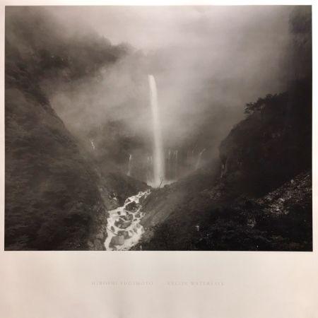 リトグラフ Sugimoto - Kegon Falls