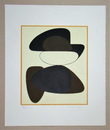 リトグラフ Vasarely - Kerisle