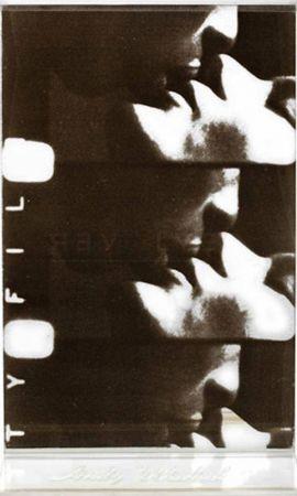 シルクスクリーン Warhol - Kiss (FS II.8)
