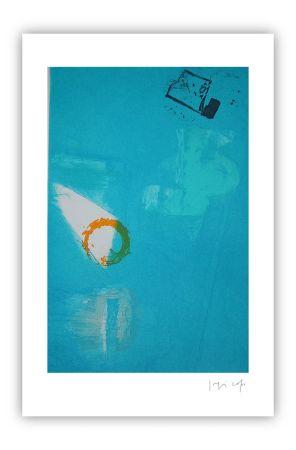 彫版 Capa - Klares blau (S.A.)