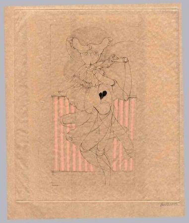 挿絵入り本 Bellmer - Kleist (Heinrich Von). Les Marionnettes.