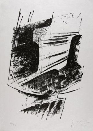 リトグラフ Heiliger - Komposition I