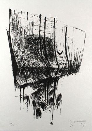 リトグラフ Heiliger - Komposition II