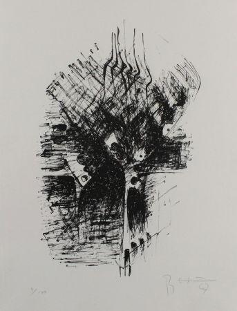 リトグラフ Heiliger - Komposition III