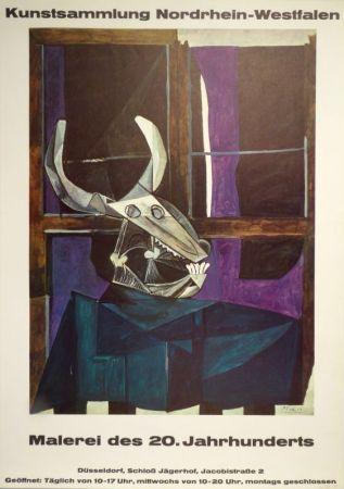 掲示 Picasso - Kunstsammlung Nordrhein-Westfalen. Malerei Des 20. Jahrhunderts