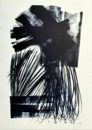 リトグラフ Hartung - L-17-1973,