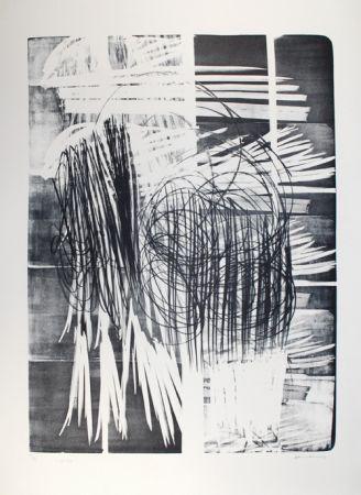 リトグラフ Hartung - L - 16B - 1974