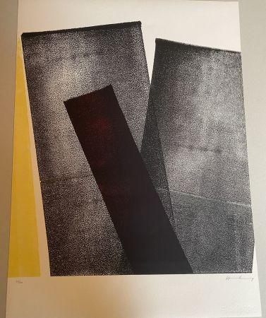 リトグラフ Hartung - L 10