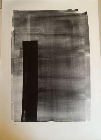 リトグラフ Hartung - L 11
