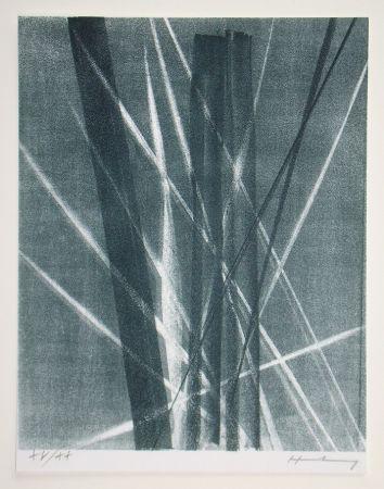リトグラフ Hartung -  L 1966 - 40