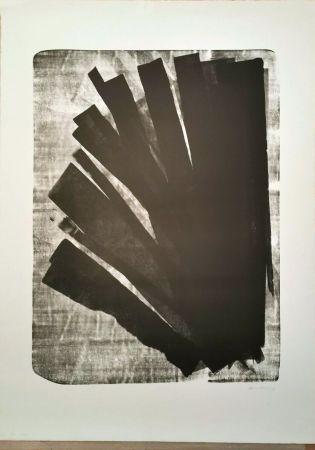 リトグラフ Hartung - L 1973-58, 1973