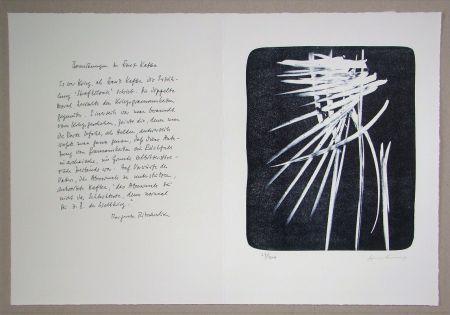 リトグラフ Hartung - L 1976-27