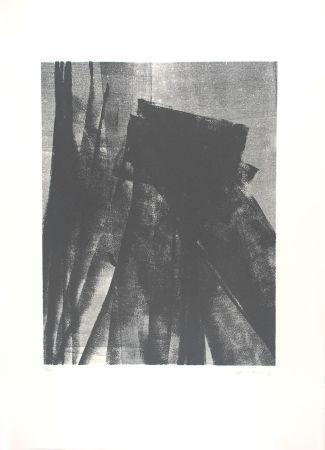 リトグラフ Hartung - L 1977-4