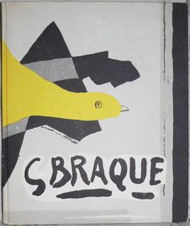 挿絵入り本 Braque - L' Oeuvre Graphique de Georges Braque (1961)