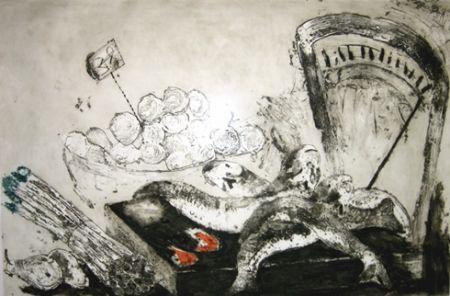 彫版 Barcelo - La balance