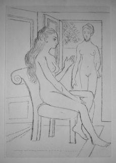 彫版 Delvaux - La chaise